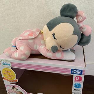 タカラトミー(Takara Tomy)のディズニーミニー赤ちゃんいっしょにねんねタカラトミーオルゴール(オルゴールメリー/モービル)