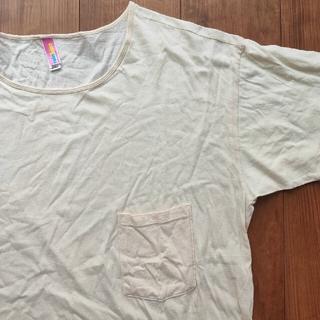 アメリカンアパレル(American Apparel)のAmerican Apparel アメリカンアパレル ポケット ビッグ Tシャツ(Tシャツ/カットソー(半袖/袖なし))