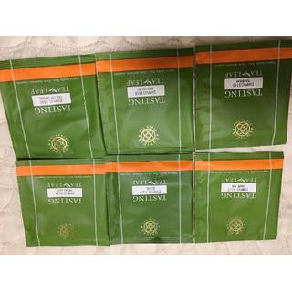 ルピシア(LUPICIA)のルピシア サンプル リーフティー6種セット(茶)