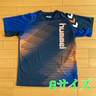 ヒュンメル(hummel)のヒュンメル 昇華グラフィックTシャツ Sサイズ(ウェア)