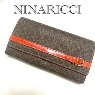 ニナリッチ(NINA RICCI)のNINARICCI 長財布(財布)
