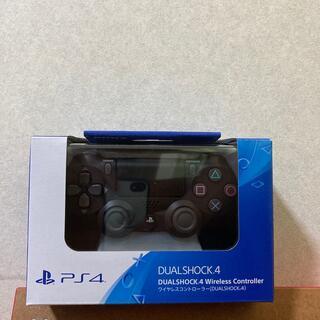 プレイステーション4(PlayStation4)の新品 PlayStation4 コントローラー ジェットブラック (その他)