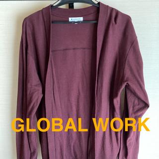 グローバルワーク(GLOBAL WORK)のGLOBAL WORK カーディガン(カーディガン)
