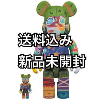 メディコムトイ(MEDICOM TOY)のBE@RBRICK プペル 100% & 400% ベアブリック 西野亮廣(その他)