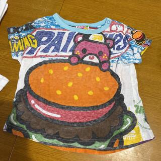 ジャム(JAM)のJAM ドルマンTシャツ 80cm(Tシャツ)