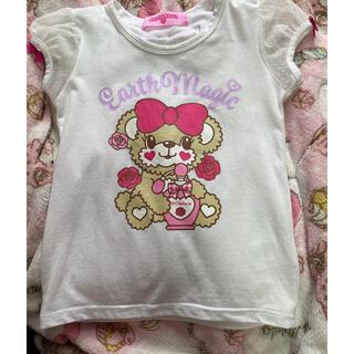 アースマジック(EARTHMAGIC)のパヒュームTシャツ(Tシャツ/カットソー)