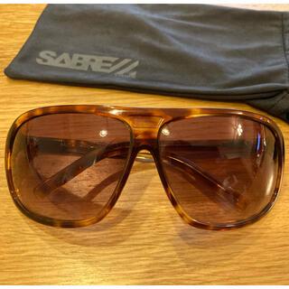 セイバー(SABRE)のSABRE THE FUZZ サングラス(サングラス/メガネ)