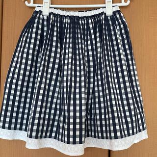 クミキョク(kumikyoku(組曲))のミニスカート(スカート)