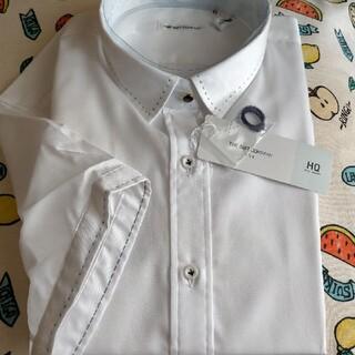 スーツカンパニー(THE SUIT COMPANY)のスーツカンパニー サイズ42 半袖定価約7000円!(シャツ/ブラウス(半袖/袖なし))