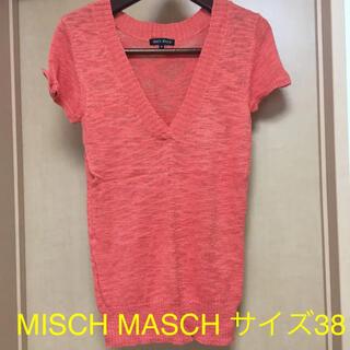 ミッシュマッシュ(MISCH MASCH)のMISCH MASCH 半袖 トップス M(Tシャツ(半袖/袖なし))