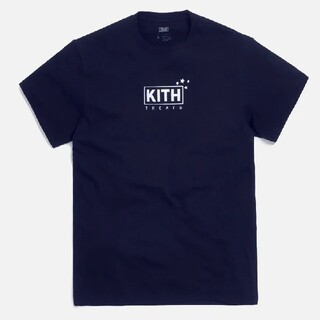 シュプリーム(Supreme)のKITH Treats Midnight Snack TEE - Navy(Tシャツ/カットソー(半袖/袖なし))