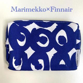マリメッコ(marimekko)のmarimekko for Finnair ビジネスクラス アメニティ(ノベルティグッズ)