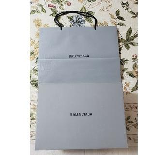 Balenciaga - バレンシアガ紙袋と箱