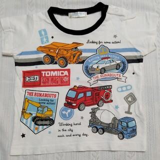 タカラトミー(Takara Tomy)のTシャツ 90 トミカ(Tシャツ/カットソー)