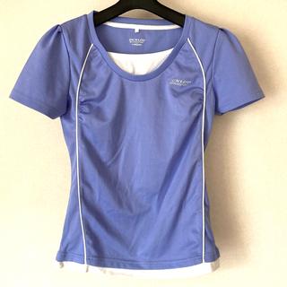 ダンロップ(DUNLOP)のテニスウェアレディース バドミントンウェア スポーツウェア ダンロップウェア(ウェア)