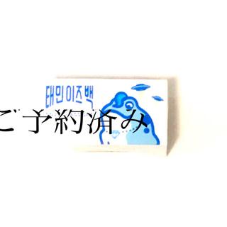 シャイニー(SHINee)のJINRO×SHINeeのカムバ記念グッズ テミンのソジュグラス(キャラクターグッズ)