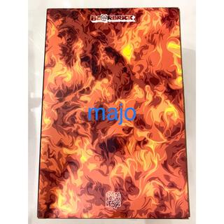 メディコムトイ(MEDICOM TOY)のBE@RBRICK SSUR FIRE 100% & 400%(その他)