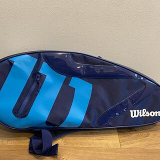 ウィルソン(wilson)のウィルソンラケットバック(T.haru113様専用)(バッグ)