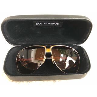 ドルチェアンドガッバーナ(DOLCE&GABBANA)のDOLCE&GABBANA サングラス ケース付き(サングラス/メガネ)