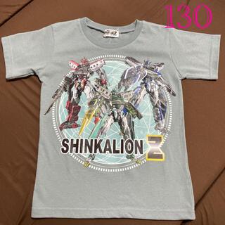 《新品》新幹線変形ロボ シンカリオンZ 半袖 Tシャツ(Tシャツ/カットソー)