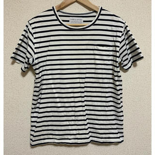 ドアーズ(DOORS / URBAN RESEARCH)のURBAN RESEARCH DOORS ボーダーTシャツ(Tシャツ/カットソー(半袖/袖なし))