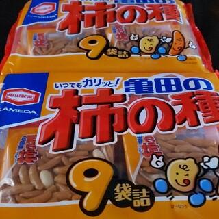 カメダセイカ(亀田製菓)の柿の種18パック(菓子/デザート)