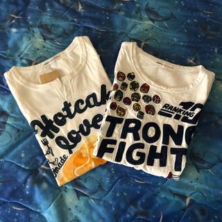 ラフ(rough)のmilky様専用♡  rough 半袖Tシャツ2枚セット(Tシャツ(半袖/袖なし))