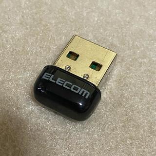エレコム(ELECOM)の433Mbps USB無線超小型LANアダプター(PCパーツ)