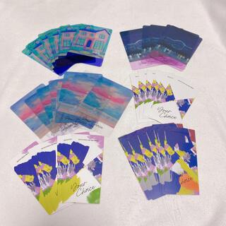 セブンティーン(SEVENTEEN)のseventeen セブチ yourchoice カード ステッカー セット(K-POP/アジア)