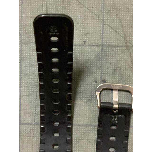 G-SHOCK(ジーショック)のCASIO Gショック DW5600 純正バンド メンズの時計(ラバーベルト)の商品写真