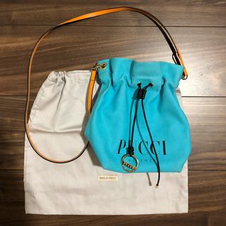エミリオプッチ(EMILIO PUCCI)のEMILIO PUCCI 巾着ショルダー(ショルダーバッグ)