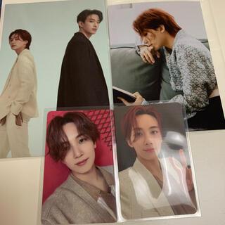 セブンティーン(SEVENTEEN)のジョンハン トレカ ポストカード L判生写真(K-POP/アジア)