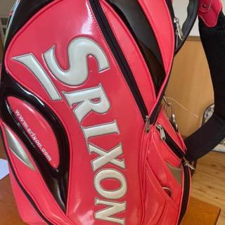 スリクソン(Srixon)のスリクソン キャディーバック(ゴルフ)