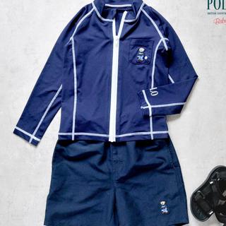 ポロラルフローレン(POLO RALPH LAUREN)の♡ポロベア 水着 パンツ110♡(水着)