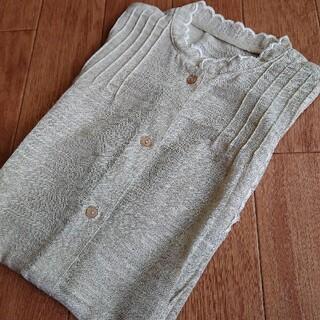 ビームスボーイ(BEAMS BOY)の【送料無料・Vintage】STAND COLLAR SHORT SLEEVE(シャツ/ブラウス(半袖/袖なし))