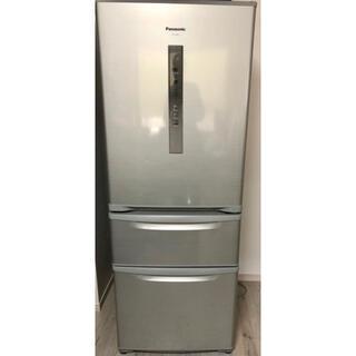 Panasonic - 冷凍冷蔵庫 Panasonic 321L  3ドア 状態良好 パナソニック 中古