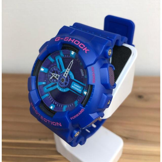 G-SHOCK(ジーショック)のG-SHOCK カスタム  バンド セットga100 ga110 ga120   メンズの時計(ラバーベルト)の商品写真