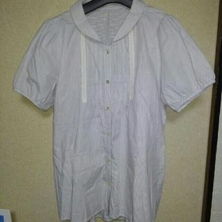 フェリシモ(FELISSIMO)の新品 フェリシモ ブラウス(シャツ/ブラウス(半袖/袖なし))