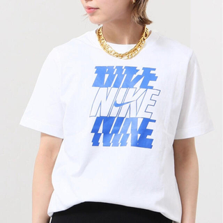 ドゥーズィエムクラス(DEUXIEME CLASSE)の■NIKE / ナイキ LOGO Tシャツ(Tシャツ/カットソー(半袖/袖なし))