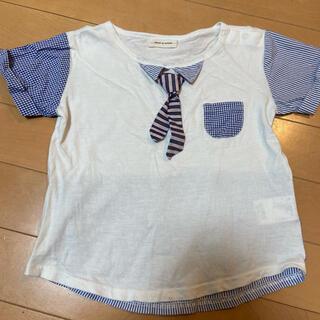 センスオブワンダー(sense of wonder)のセンスオブワンダー 100 ネクタイTシャツ(Tシャツ/カットソー)