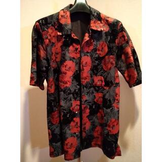 イサムカタヤマバックラッシュ(ISAMUKATAYAMA BACKLASH)のバックラッシュ ピッグスキンアロハシャツ/BACKLASH(シャツ)