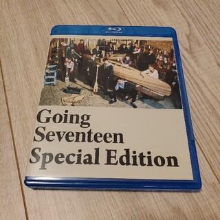 セブンティーン(SEVENTEEN)の(値下げ)SEVENTEEN BluRay(ミュージック)