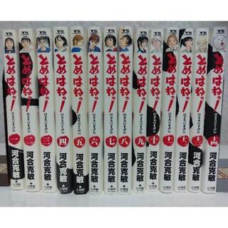 ショウガクカン(小学館)のとめはねっ! 鈴里高校書道部 全巻セット(青年漫画)