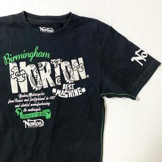 ノートン(Norton)のNorton ノートン Tシャツ バイカー 刺繍(Tシャツ/カットソー(半袖/袖なし))