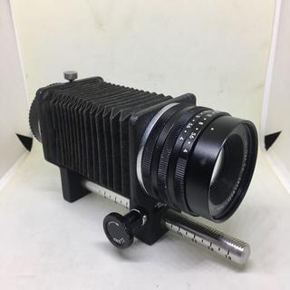 ペンタックス(PENTAX)のPENTAX Bellows-Takumar 100mm F4セット(レンズ(単焦点))