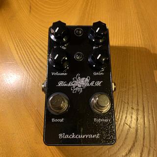 ボス(BOSS)のBlackberry JAM Black Currant(エフェクター)