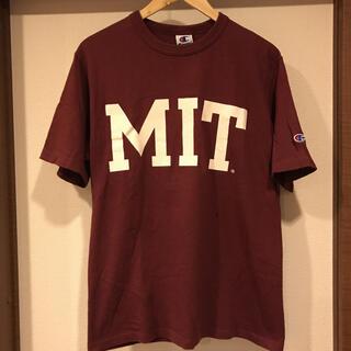 チャンピオン(Champion)の90年代 チャンピオン Champion MIT マサチューセッツ Tシャツ(Tシャツ/カットソー(半袖/袖なし))