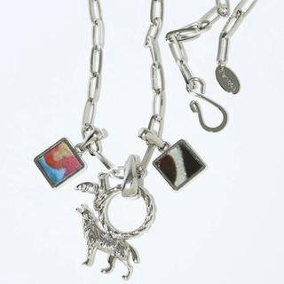 トーガ(TOGA)のTOGA VIRILS 21AW Motif necklace(ネックレス)