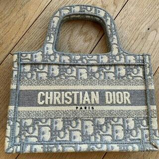 クリスチャンディオール(Christian Dior)のクリスチャンディオール トートバック ミニ(トートバッグ)