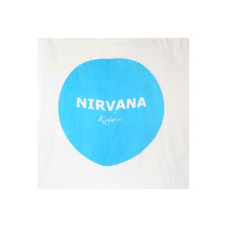 フィアオブゴッド(FEAR OF GOD)の▪️90's【NIRVANA】VINTAGE TEE(Tシャツ(半袖/袖なし))
